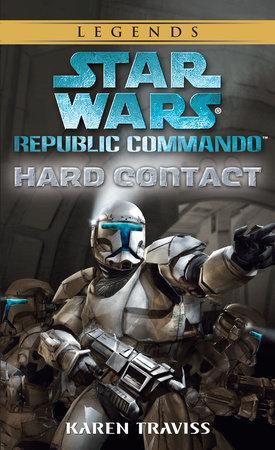 Republic Commando: Hard Contact Cover