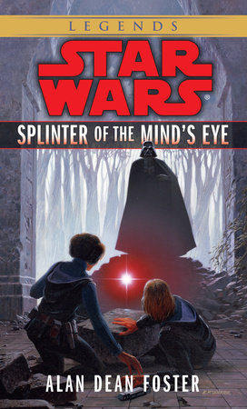 Splinter of the Mind's Eye cover