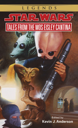 Tales from the Mos Eisley Cantina cover