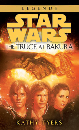 The Truce at Bakura cover