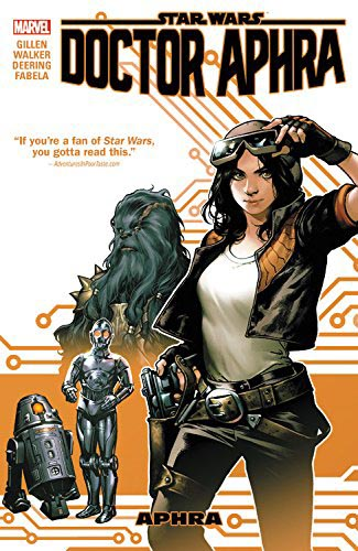 Doctor Aphra Vol. 1 cover