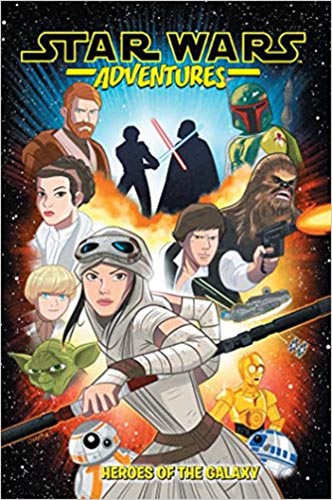 Star Wars Adventures Vol. 1 cover