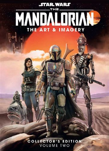 The Mandalorian: The Art and the Imagery Collector's Edition Book: Volume Two