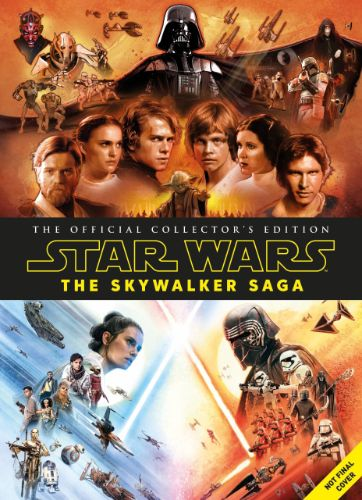 The Skywalker Saga (The Official Movie Companion)