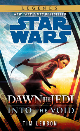 Dawn of the Jedi: Into the Void cover