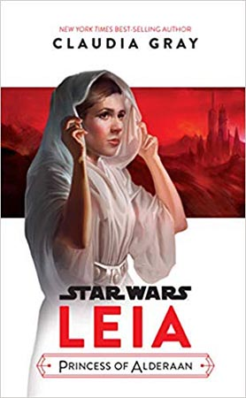 Leia: Princess of Alderaan Cover