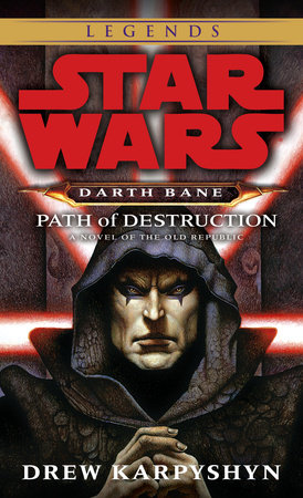 Darth Bane: Path of Destruction Cover