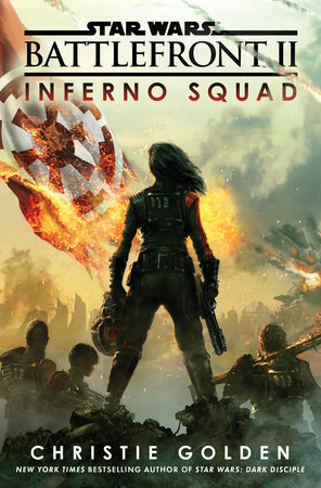 Battlefront II: Inferno Squad Cover