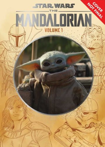 The Mandalorian (Disney Die-Cut Classics)