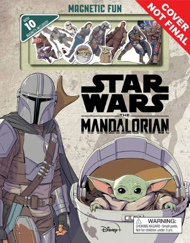 The Mandalorian Magnetic