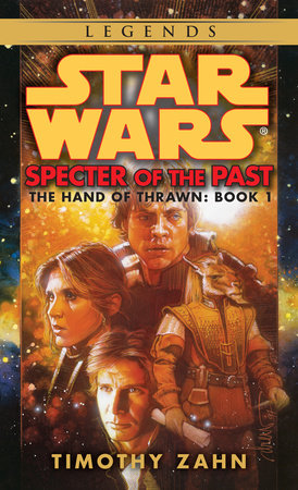 Specter of the Past Cover