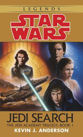 Jedi Search Cover