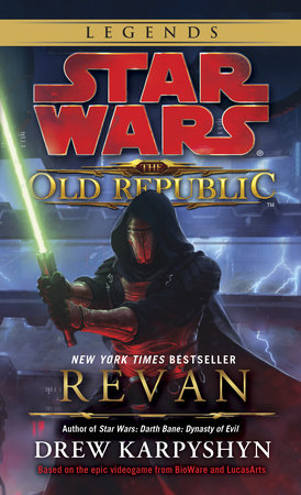 The Old Republic: Revan Cover