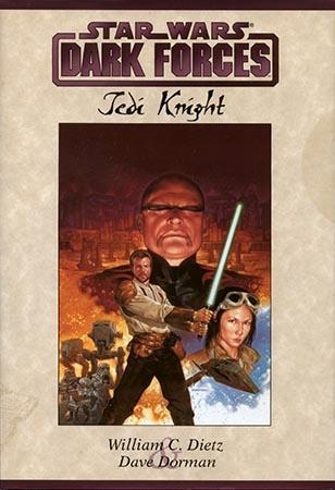 Dark Forces: Jedi Knight Cover
