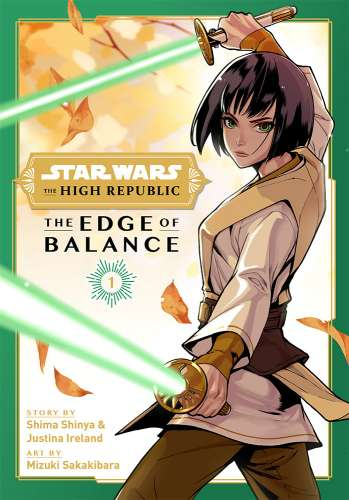 The High Republic: The Edge Of Balance #1