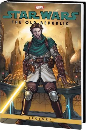 The Old Republic Omnibus Hardcover Volume 1