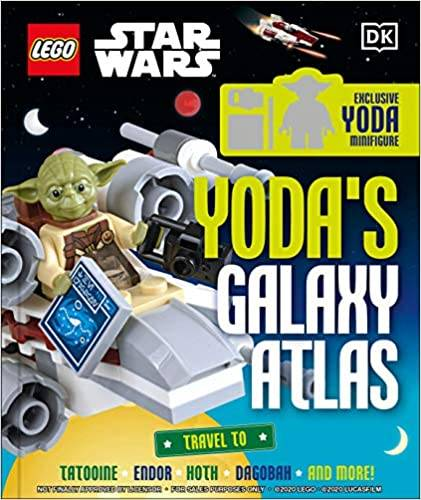 LEGO Star Wars: Yoda's Galaxy Atlas: Much to see, there is...