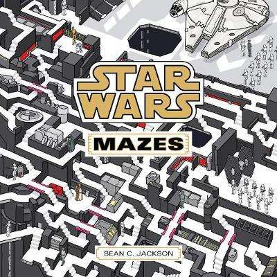 Star Wars Mazes