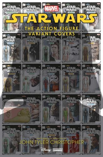 The Action Figure Variant Covers #1