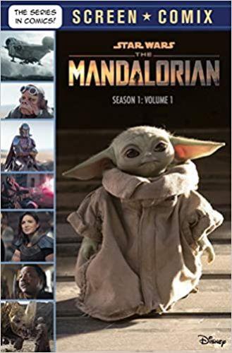 The Mandalorian: Season 1: Volume 1: Screen Comix