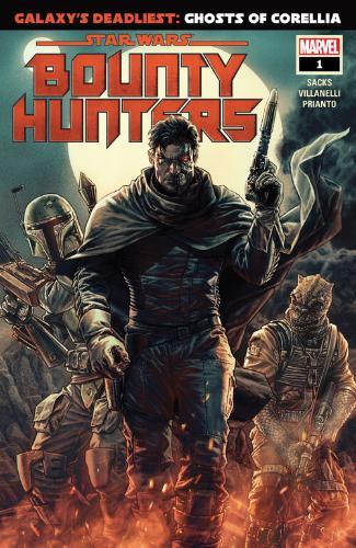 Bounty Hunters #01