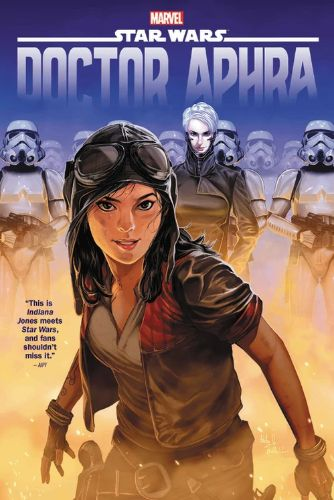 Doctor Aphra (2016) Hardcover Omnibus Collection