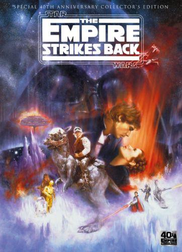 The Empire Strikes Back: Special 40th Anniversary (Titan Magazine)