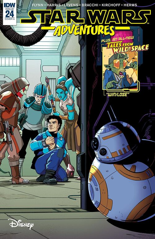 Star Wars Adventures (2017) #24