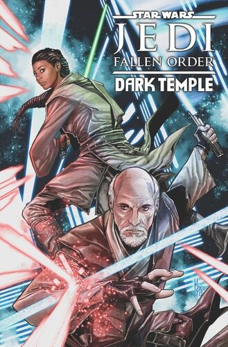 Jedi Fallen Order: Dark Temple (Trade Paperback)