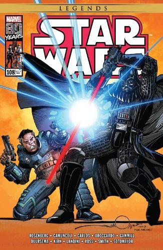 Star Wars (1977) #108: Forever Crimson