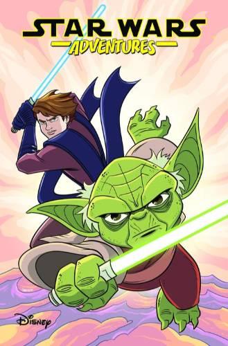 Star Wars Adventures (2017) Vol. 08: Defend the Republic! (Trade Paperback)