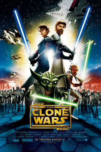 Star Wars: The Clone Wars Animated Film