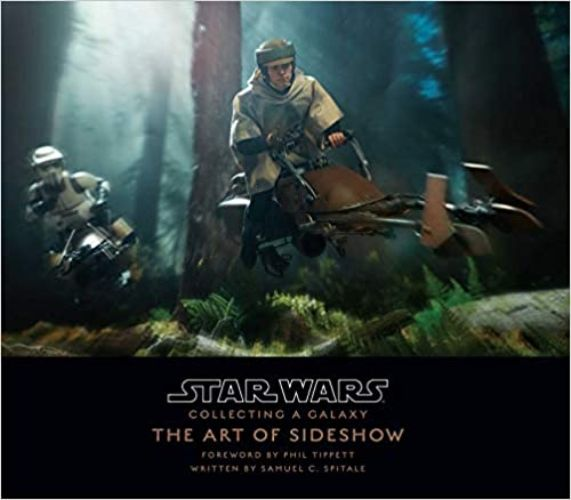 Collecting A Galaxy: The Art of Sideshow Collectibles