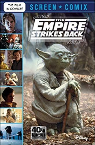 The Empire Strikes Back: Screen Comix Graphic Novel