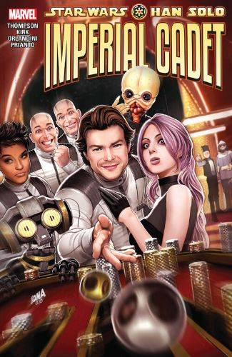 Han Solo: Trade Paperback Imperial Cadet