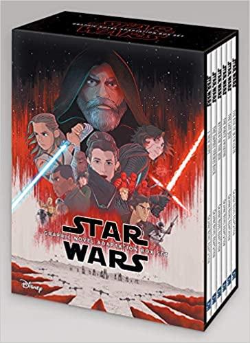 Episodes IV-IX: Graphic Novel Adaptation Box Set