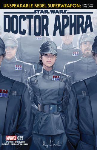 Doctor Aphra (2016) #35: Unspeakable Rebel Superweapon Part IV