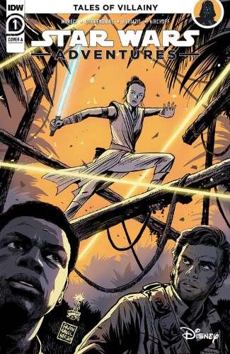 Star Wars Adventures (2020) #01