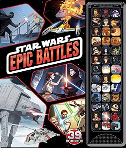 Epic Battles: Sound Book