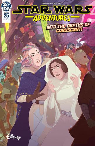 Star Wars Adventures (2017) #25