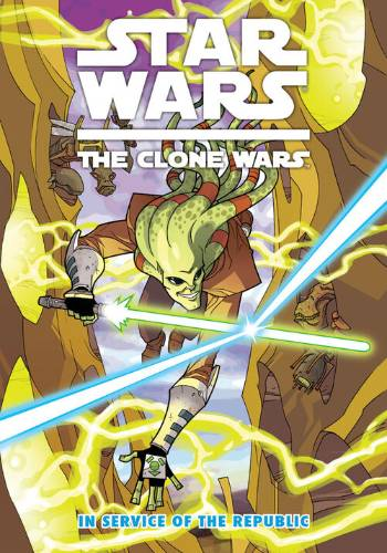 The Clone Wars: In Service Of The Republic