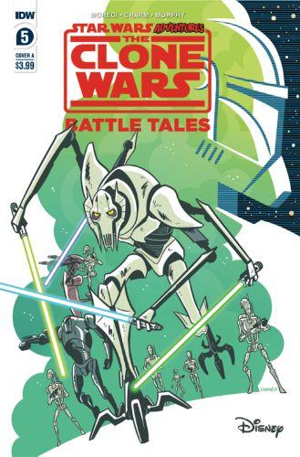 Star Wars Adventures: The Clone Wars: Battle Tales #5