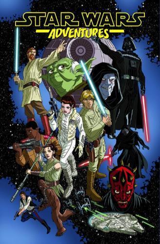 Star Wars Adventures (2017)  Omnibus Volume 1