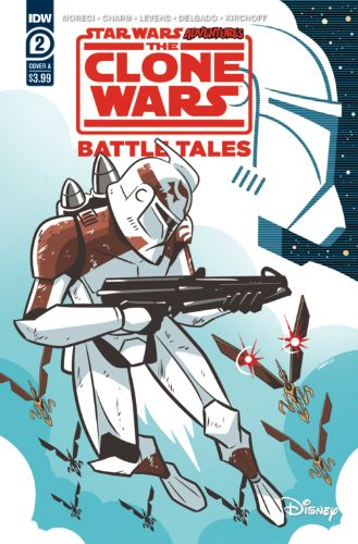 Star Wars Adventures: The Clone Wars: Battle Tales #2