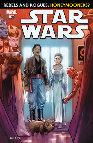 Star Wars (2015) #70: Rebels and Rogues, Part III