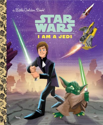 I Am a Jedi (Little Golden)