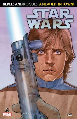 Star Wars (2015) #73: Rebels and Rogues, Part VI