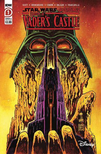 Star Wars Adventures: Shadow of Vader's Castle #1