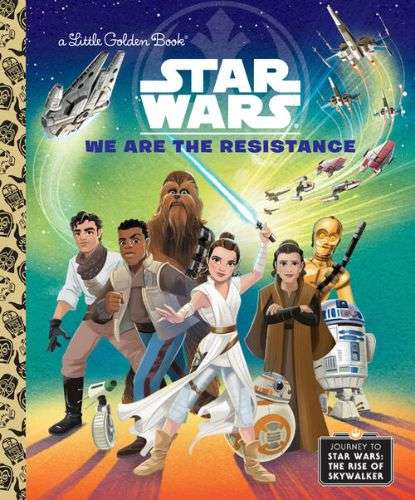 We are the Resistance (Little Golden Books)