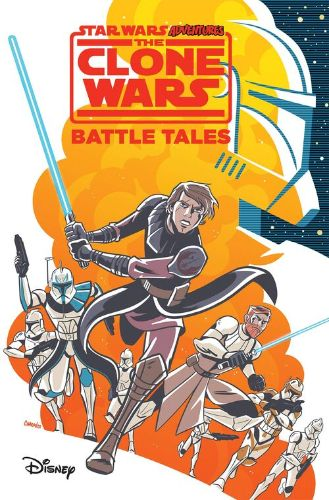 Star Wars Adventures: The Clone Wars: Trade Paperback: Battle Tales